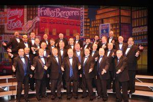 Big Sky Chorus flying high with new program