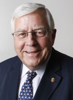 Sen. Mike Enzi touts seniority during campaign event