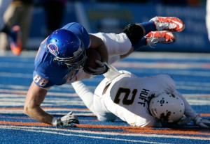 Gallery: Boise State, Wyoming football