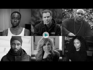 Shhh... celebs fight Ebola through their silence