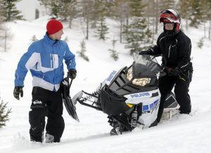 Report: Snowmobilers big contributors to Montana's winter economy