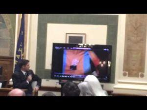 Kaarma jurors see video of crime scene