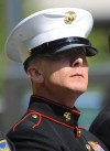 Marine First Sgt. Dallas Miller