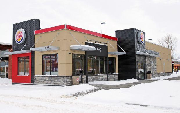 Construction Zone New Burger King Emphasizes Quality