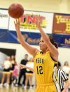 MSUB's Quinn Peoples shoots for 3