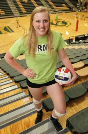 No. 1 Rocky volleyball team enjoying its own success story