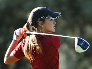 Girls' state golf tournament
