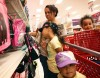 Back-to-school shoppers show vigor