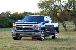 Strong, silent type: All-new Chevy Silverado is tougher, quieter