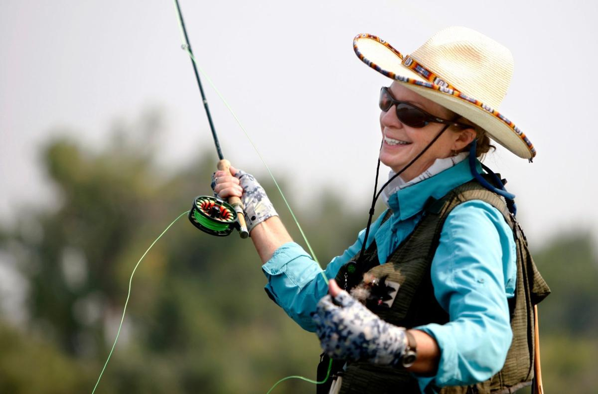 Beginning fly fishing course offered outdoors for Beginning fly fishing