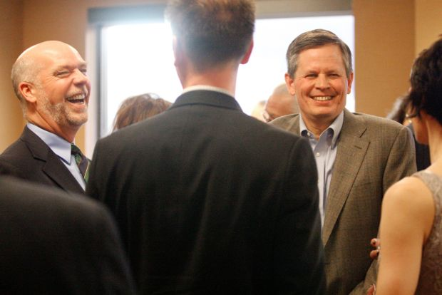 Daines' work with cloud computing pioneer shapes his perspectives on government