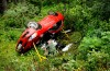 Man survives in crashed car for several days northwest of Frenchtown