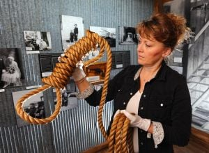 New book, new museum exhibit re-tell grim chapter in local history