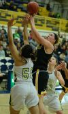 Goggins capitalizes on opportunity with Jackets