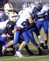 Skyview turns back Senior comeback to clinch playoff berth, 27-14