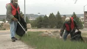 Helping to beautify Billings
