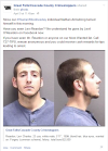Man who 'likes' Crimestoppers Facebook posting arrested