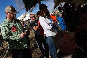 Wyoming Senate president kills public lands transfer bill