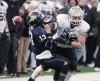 Darius Jones of Montana State breaks up a pass
