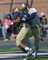 Bobcats keep eyes on offense midway through spring drills