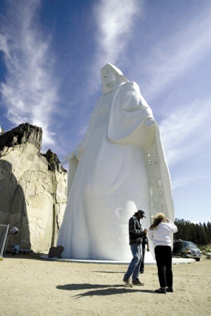 Butte S Iconic Our Lady Of The Rockies Celebrates 25 Years
