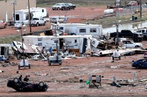 Nonprofit collecting aid for N.D. tornado victims