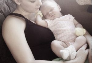 Guest view: You're going to make it, new mom