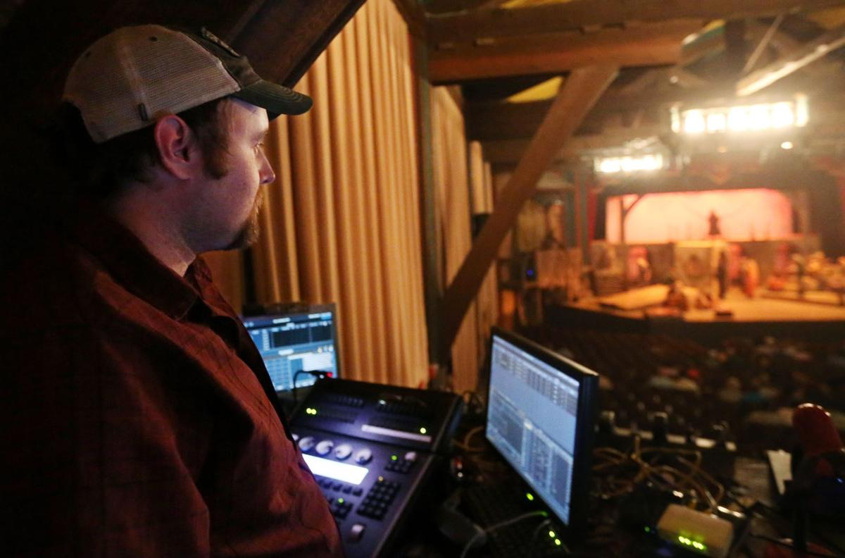 lighting designer spencer perry watches the introduction to man of la