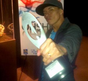 Billings resident Supaman wins best music video award