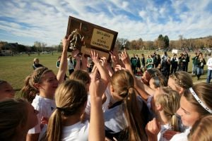 Central girls soccer state championship