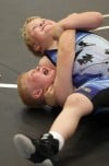 Family connects at Grand Nationals wrestling tourney