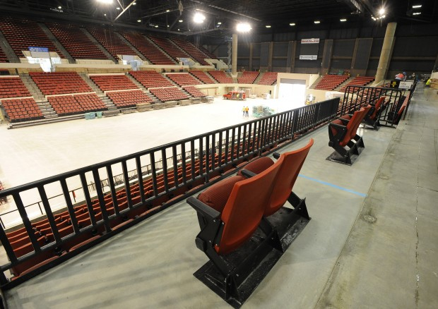 10 Months Later  A New Arena Ready To Shine