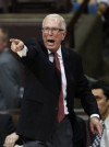 San Diego State coach Steve Fisher