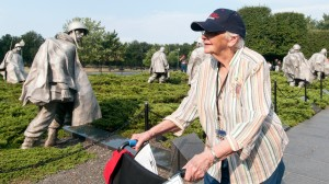 For women of the Honor Flight, a trip to remember