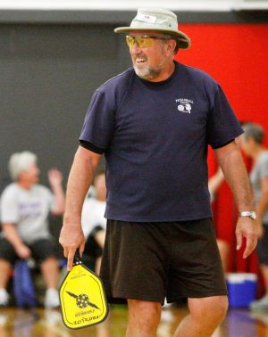 Pickleball growing in popularity