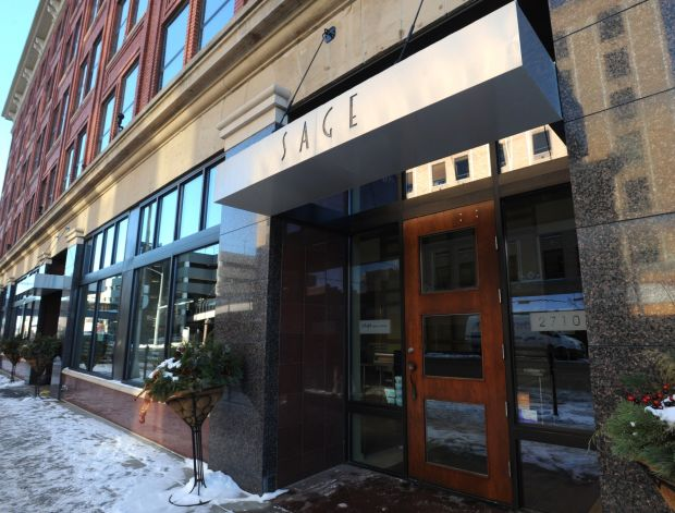 Sage spa and salon closes new tenant sought for downtown for Sage salon