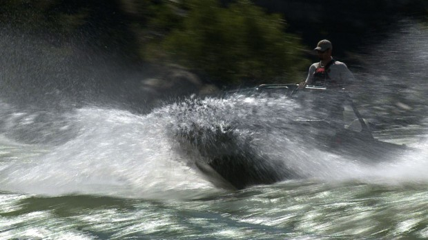 New outdoor channel tv show follows montana game wardens for Montana game and fish