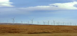 Major wind farm breaks ground near Bridger