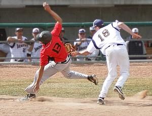 Gallery: MSUB baseball home opener