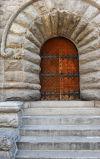 Myrna Loy Center's doors