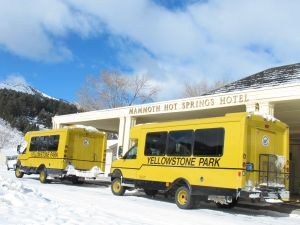 Winter shuttle from Bozeman to Mammoth to continue