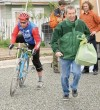 Walkers, bikers get natural advantage