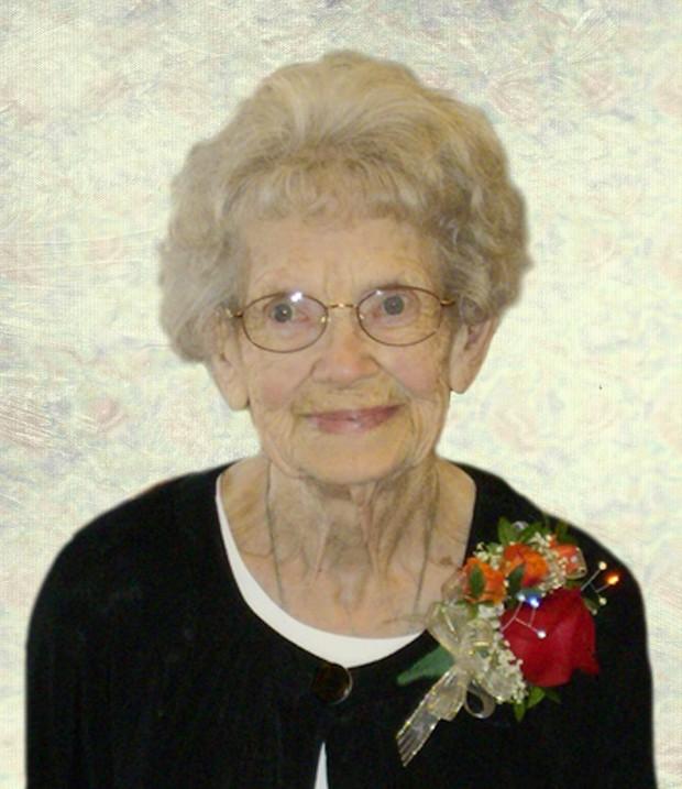 Frances Mae Bertsch