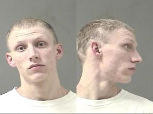 Suspected meth user charged with breaking into grandmother's property