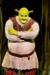 Becoming the big green guy in 'Shrek'