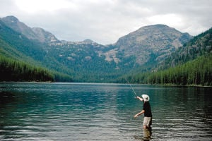 Crystal Lake: 3 routes into Mission Mountains Wilderness