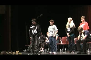 Treasure State Spelling Bee