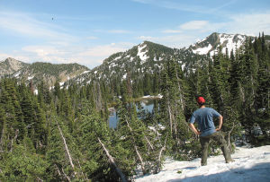 Jewel Basin Hiking Area: Drive the climb to high mountain lakes