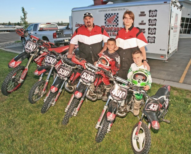 4 And 5 Year Olds On Dirt Bikes Buy Now