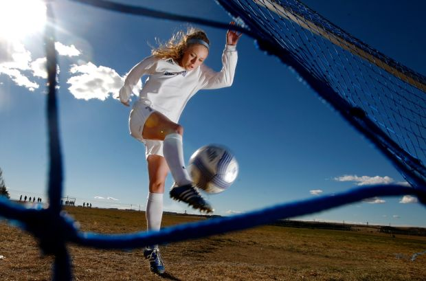 Confident Cathey leads Falcons into state soccer tournament